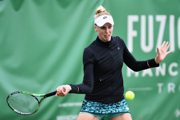 Naomi Broady Fuzion 100 Manchester Trophy - Finals Day