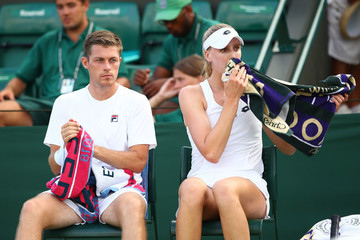 Naomi Broady Day Five: The Championships - Wimbledon 2018