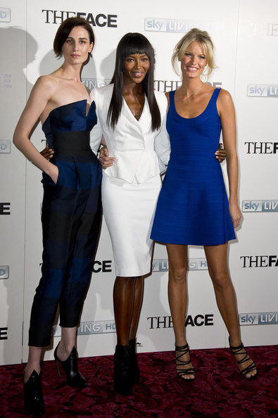 'The Face' Launches in London — Part 4
