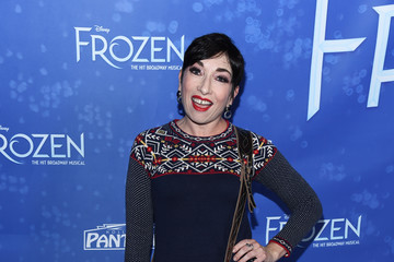 "Naomi Grossman LA Premiere Of ""Frozen"" At Hollywood Pantages Theatre"