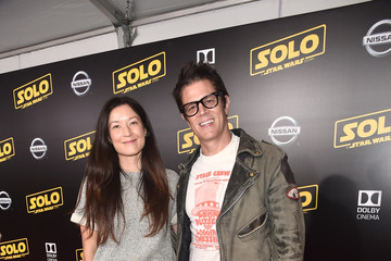 Naomi Nelson Stars And Filmmakers Attend The World Premiere Of 'Solo: A Star Wars Story' In Hollywood