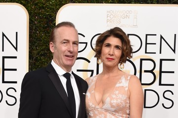 Naomi Odenkirk 74th Annual Golden Globe Awards - Arrivals