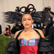 Naomi Osaka The 2021 Met Gala Celebrating In America: A Lexicon Of Fashion - Arrivals