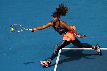 Naomi Osaka European Best Pictures Of The Day - February 16