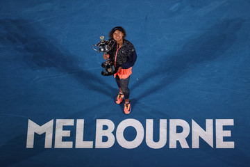 Naomi Osaka European Best Pictures Of The Day - February 20