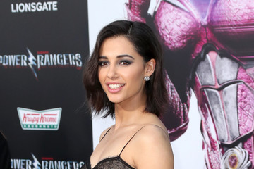 Naomi Scott Premiere of Lionsgate's 'Power Rangers' -  Arrivals