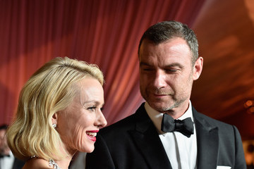 Naomi Watts Liev Schreiber 88th Annual Academy Awards - Governors Ball