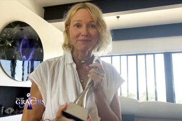 Naomi Watts 45th Anniversary Gracie Awards