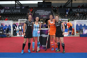 Naomi van AS FIH Women's Hockey Champions Trophy 2016 - Day Twelve