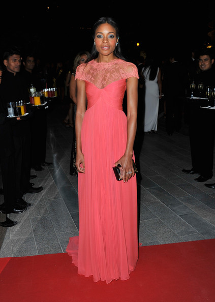 Naomie Harris - Dubai International Film Festival: Day 6