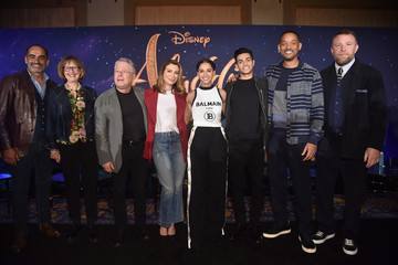 Nasim Pedrad  'Aladdin' Los Angeles Press Conference