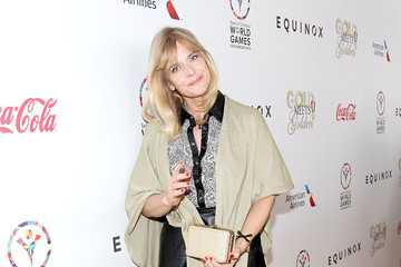 Nastassja Kinski CW3PR Presents Gold Meets Golden At Equinox Sports Club