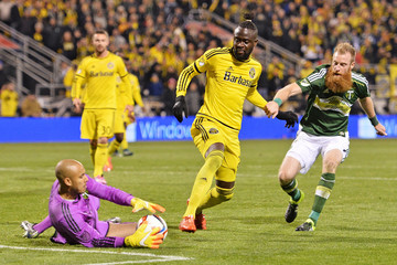 Nat Borchers 2015 MLS Cup - Portland Timbers v Columbus Crew