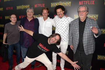 Nat Faxon Screening Of Netflix's 'Disenchantment' - Red Carpet