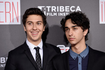 Nat Wolff 'The Intern' New York Premiere