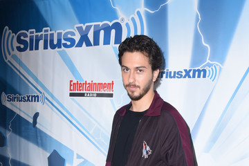 Nat Wolff SiriusXM's Entertainment Weekly Radio Channel Broadcasts From Comic Con 2017 - Day 1