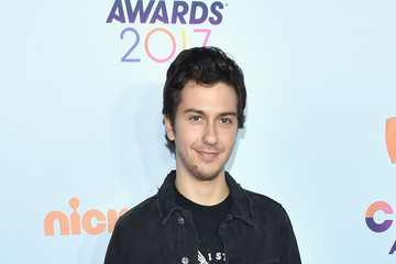 Nat Wolff Nickelodeon's 2017 Kids' Choice Awards - Red Carpet