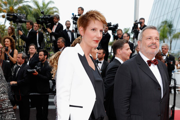 Natacha Polony 'Amant Double (L'Amant Double')' Red Carpet Arrivals - The 70th Annual Cannes Film Festival