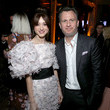 Natalia Dyer Entertainment Weekly Celebrates Screen Actors Guild Award Nominees at Chateau Marmont - Inside