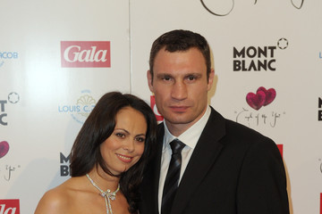 Natalia Klitschko Couple Of The Year 2011