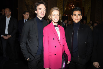 Natalia Vodianova Antoine Arnault Berluti: Front Row - Paris Fashion Week - Menswear F/W 2019-2020