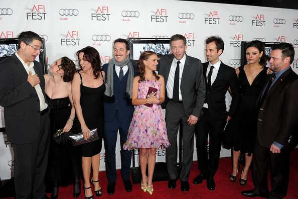 Benjamin Millepied and Natalie Portman - AFI FEST 2010 Presented By Audi