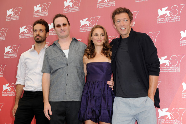 Natalie Portman and Benjamin Millepied - Black Swan - Photocall:67th Venice