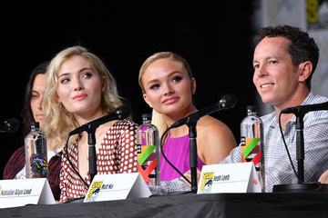 Natalie Alyn Lind Comic-Con International 2018 - 'The Gifted' Panel