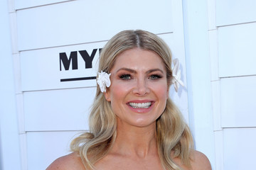 Natalie Bassingthwaighte Celebrities Attend Oaks Day