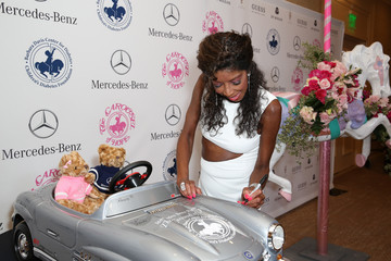 Natalie Cole Mercedes-Benz Presents The Carousel Of Hope Ball Benefitting The Barbara Davis Center For Diabetes