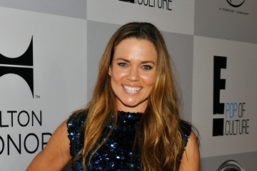 Natalie Coughlin NBCUniversal Golden Globes Viewing And After Party - Red Carpet