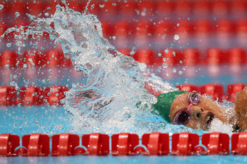 Natalie Du Toit 2012 London Paralympics - Day 6 - Swimming