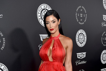 Natalie Eva Marie The Art of Elysium's 11th Annual Celebration - 'Heaven' - Red Carpet