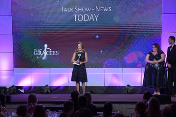 Natalie Morales The 42nd Annual Gracie Awards - Inside