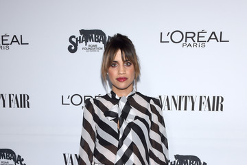 Natalie Morales Vanity Fair and L'Oreal Paris Toast to Young Hollywood, Hosted by Dakota Johnson and Krista Smith