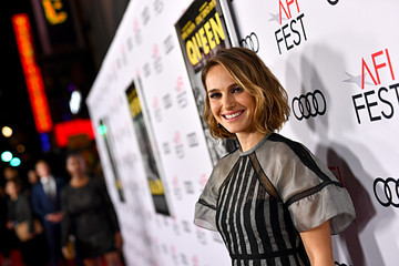 Natalie Portman AFI FEST 2019 Presented By Audi – 'Queen And Slim' Premiere – Red Carpet