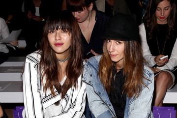 Natalie Suarez Noon By Noor - Front Row - Mercedes-Benz Fashion Week Spring 2015