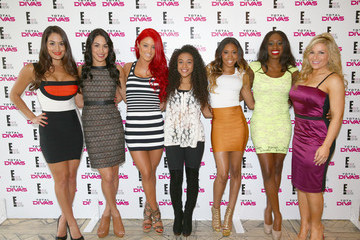 Natalya WWE's Total Divas Gather in Hollywood