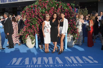 Natalya Wright 'Mamma Mia! Here We Go Again' World Premiere