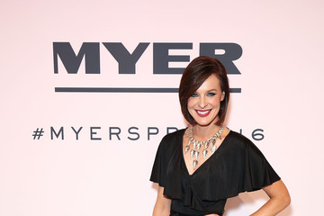 Natarsha Belling Myer Spring 16 Fashion Launch