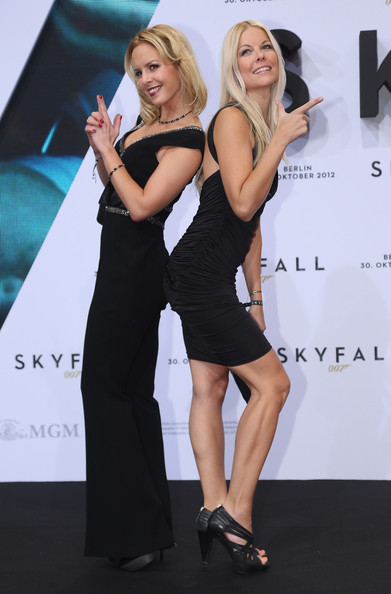 'Skyfall' Germany Premiere