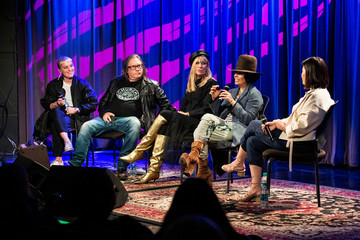 Natasha Bedingfield Linda Perry Music in Action: Conversations with those diversifying, preserving and changing the industry