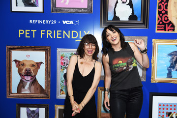 Natasha Leggero Refinery29 And VCA 'Pet Friendly' Series Premiere Party With Director Whitney Cummings