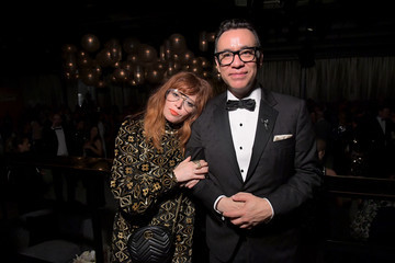 Natasha Lyonne Fred Armisen Netflix Emmy Party