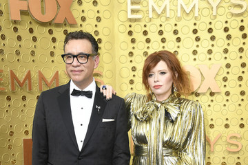 Natasha Lyonne Fred Armisen 71st Emmy Awards - Arrivals
