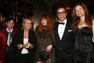 Natasha Lyonne Fred Armisen Netflix's 71st Emmy Awards After Party