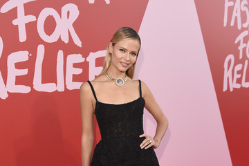 Natasha Poly Fashion for Relief - Red Carpet Arrivals - The 70th Annual Cannes Film Festival