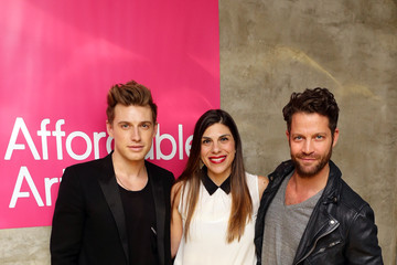 Nate Berkus Affordable Art Fair NYC Celebrates Spring Season