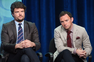 Nate Corddry 2013 Summer TCA Tour - Day 6