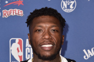 Nate Robinson NBA All-Star Celebrity Game 2018 Presented By Ruffles - Arrivals